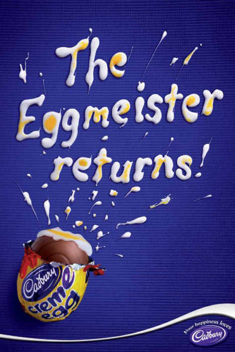 Cadbury EggMeister Returns