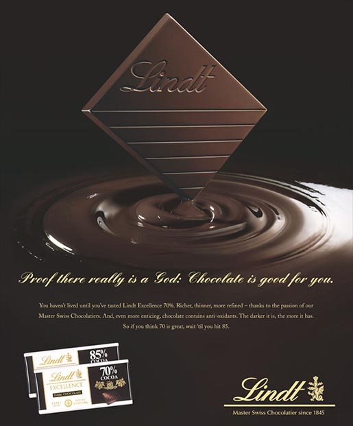 Lindt Proof There Is A God