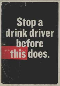 Stop a drink driver, before this does
