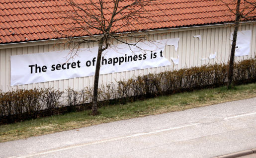 Secret of Happiness Poster
