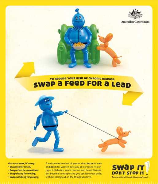 Swap a Feed for a Lead
