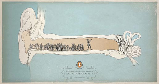 Penguin Audio Books Pied Piper of Hamelyn
