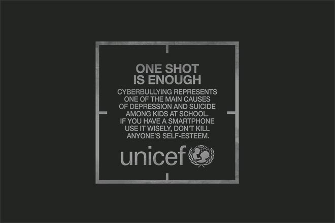UNICEF One Shot is enough