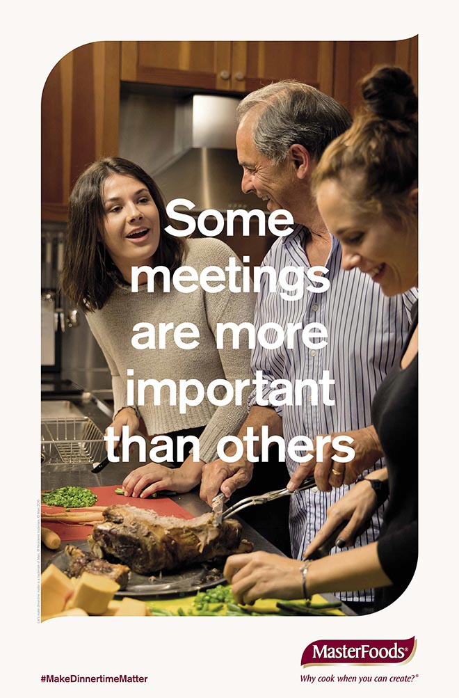 Some meetings are more important than others