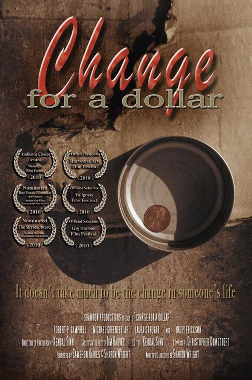 Change for a Dollar poster