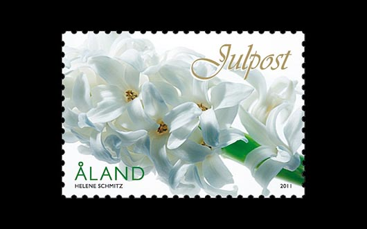 Aland Islands Christmas Stamps 2011