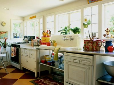 Inspiration for Creative & Unique Kitchens - The Inspired Room