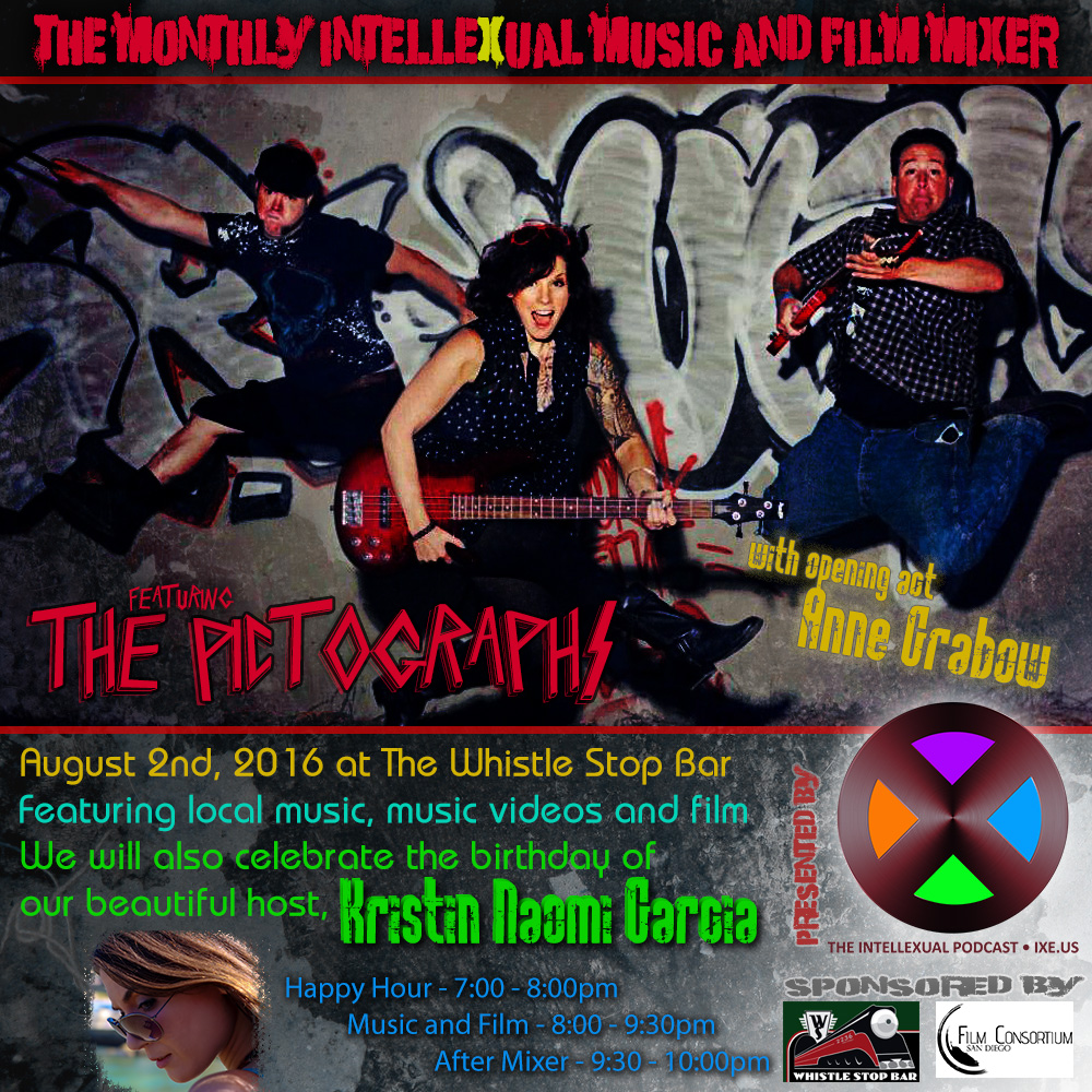 August IntelleXual Music and Film Mixer Band Promo