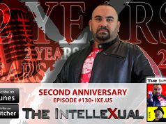 The IntelleXual Podcast 2 Year Anniversary