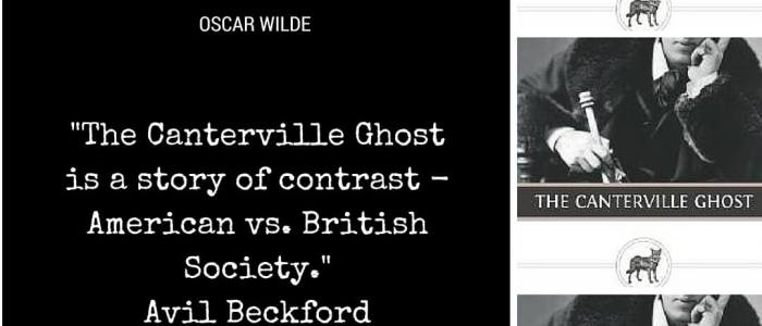 Book Review – The Canterville Ghost by Oscar Wilde