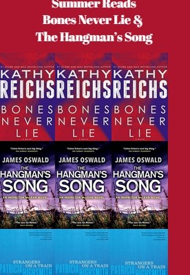 Summer Reads: Bones Never Lie and The Hangman's Song
