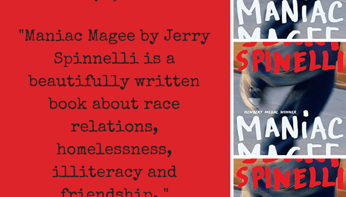 Maniac Magee by Jerry Spinnelli – My Thoughts