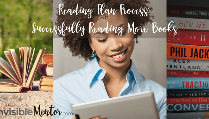 Reading Plan: Successfully Reading More Books