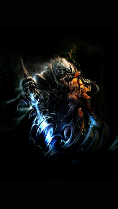 World of Warcraft - The iPhone Wallpapers