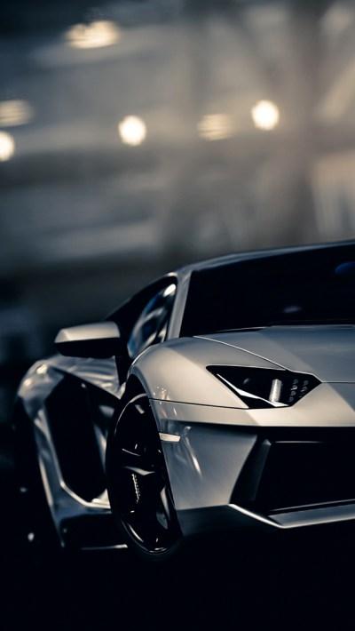 Gran Turismo 5 Lamborghini Aventador - The iPhone Wallpapers