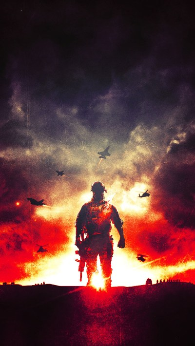 Battlefield 4 Games - The iPhone Wallpapers