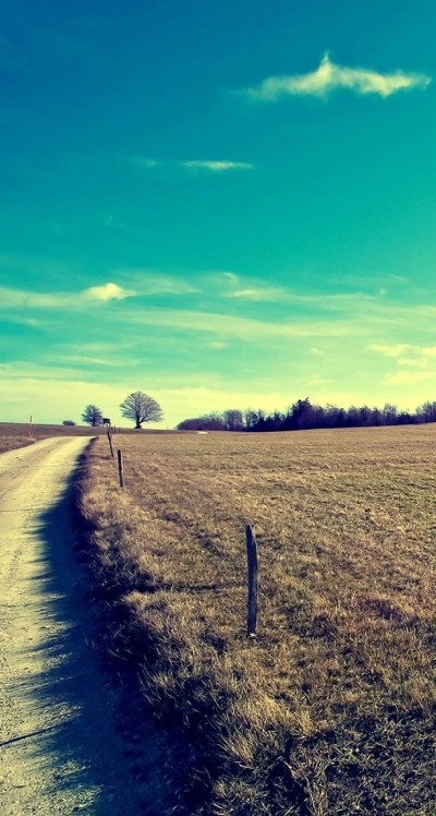 Landscape Farming - The iPhone Wallpapers