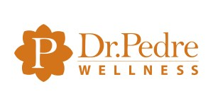 Dr. Vincent Pedre Logo Orange