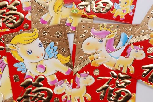 Chinese New Year of the Horse 2014