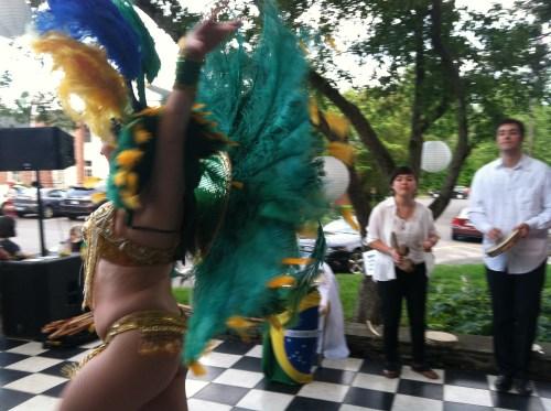 Brazil in Kent CT Jade Dressler