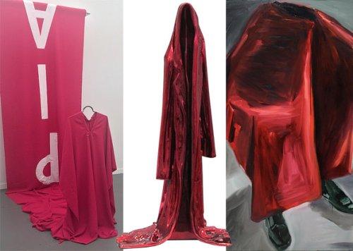red-trend-art