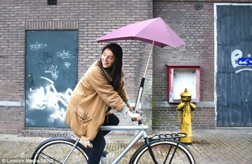 bike-umbrella