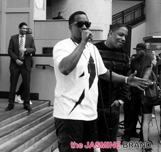 mason betha-diddy-launches revolt live studio-the jasmine brand