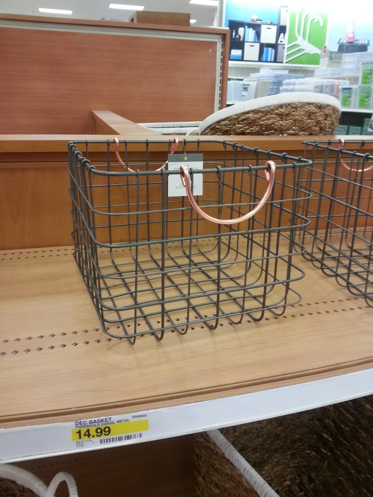 Target Threshold basket