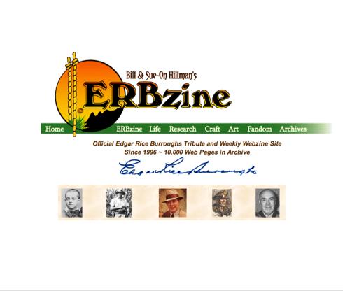 Erbzine Logo