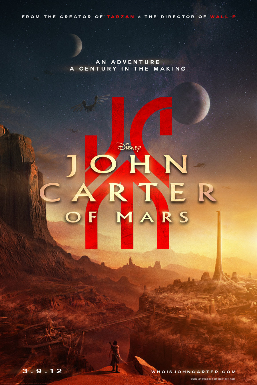 alternate_universe_john_carter_of_mars_poster_by_a13xander-d4tg19w