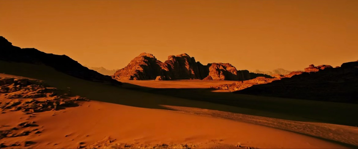 Mars in the Martian2