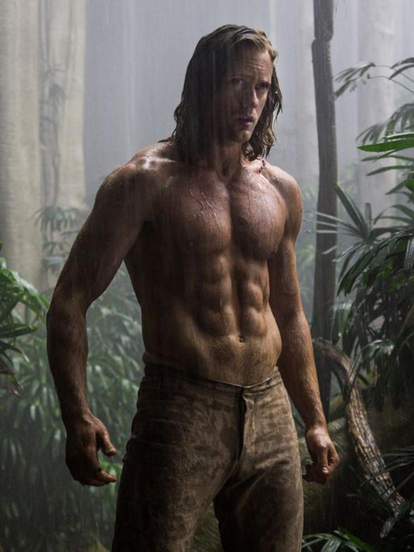 Skarsgard as Tarzan -- Bigger Pic