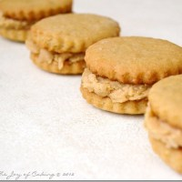Double Stuff Peanut Butter Cookies