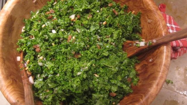 TKP-Kayla Kale Salad