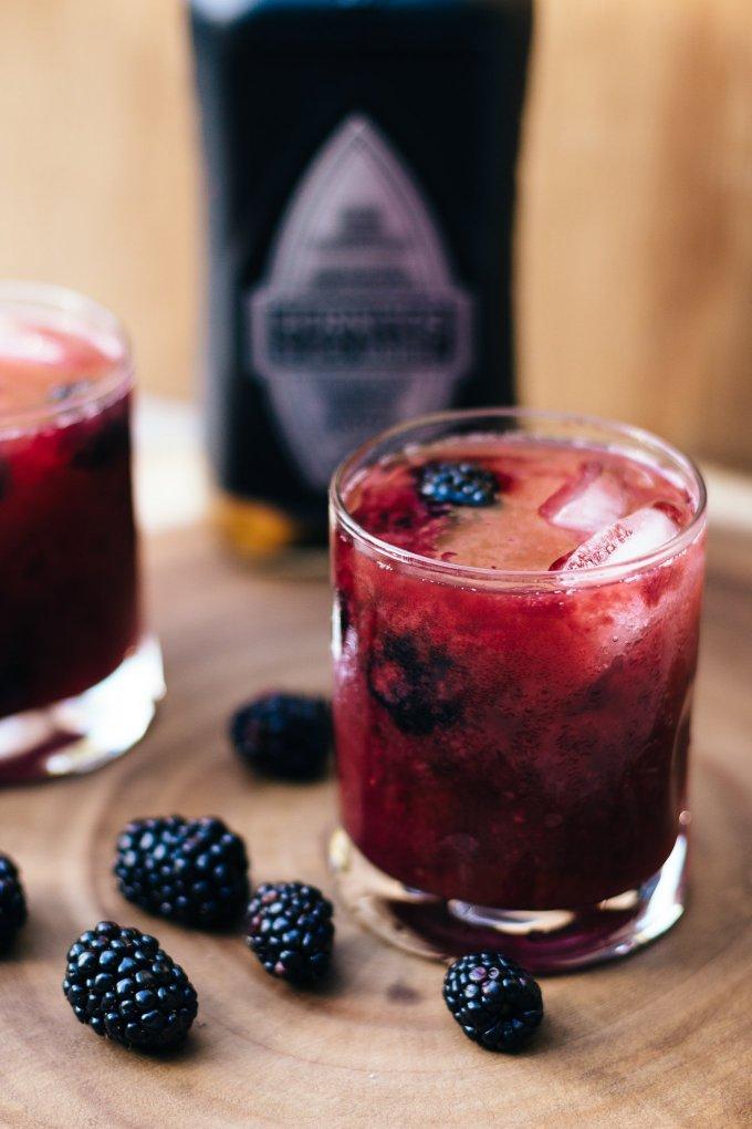 Blackberry Margarita Recipe | The Kentucky Gent