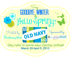 Free Blogger Opp Signups!! $50 Old Navy E-Gift Card US/CA/PR