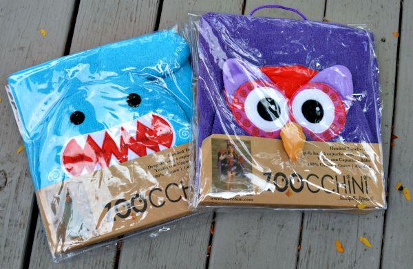 Zoocchini Towels