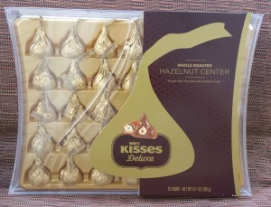 Say More During The Holidays With Hershey's KISSES Deluxe Chocolates