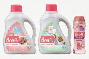 Protect Your Baby's Sensitive Skin During Allergy Season #DreftSpring