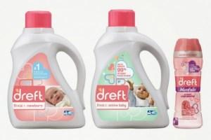 Protect Your Baby's Sensitive Skin During Allergy Season #DreftSpring