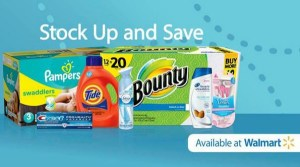 Stock Up And Save At Walmart During The April Event #StockUpSave