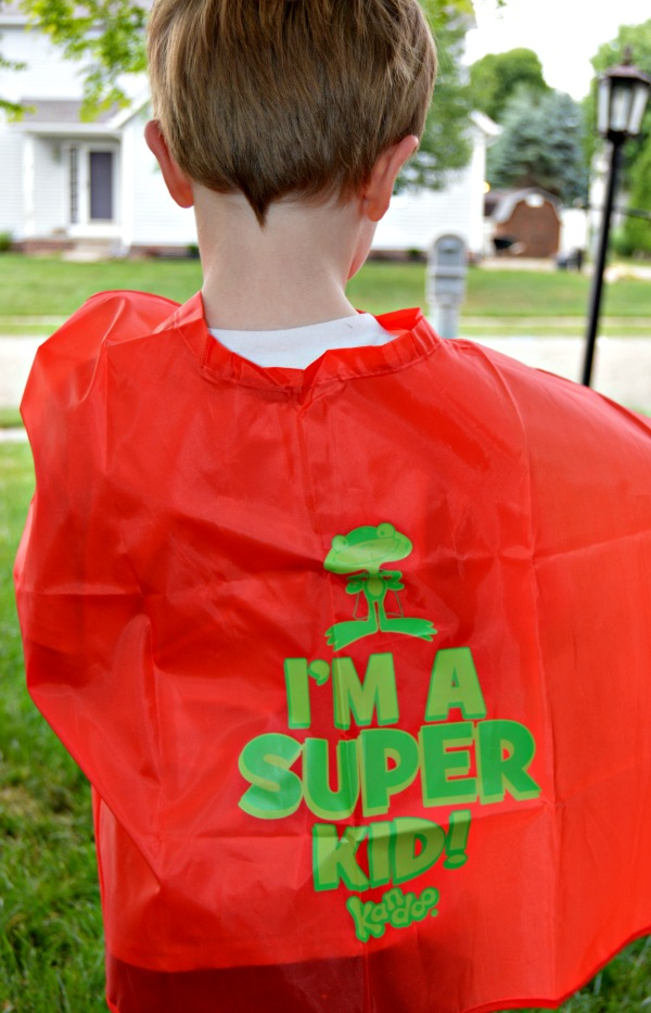 Super Kid Cape