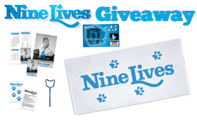 Nine Lives Starring Kevin Spacey Prize Package Giveaway!