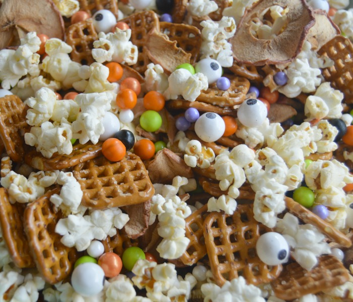 easy snacks for Halloween party