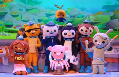 Octonauts LIVE In Akron, Ohio – Win Tickets!
