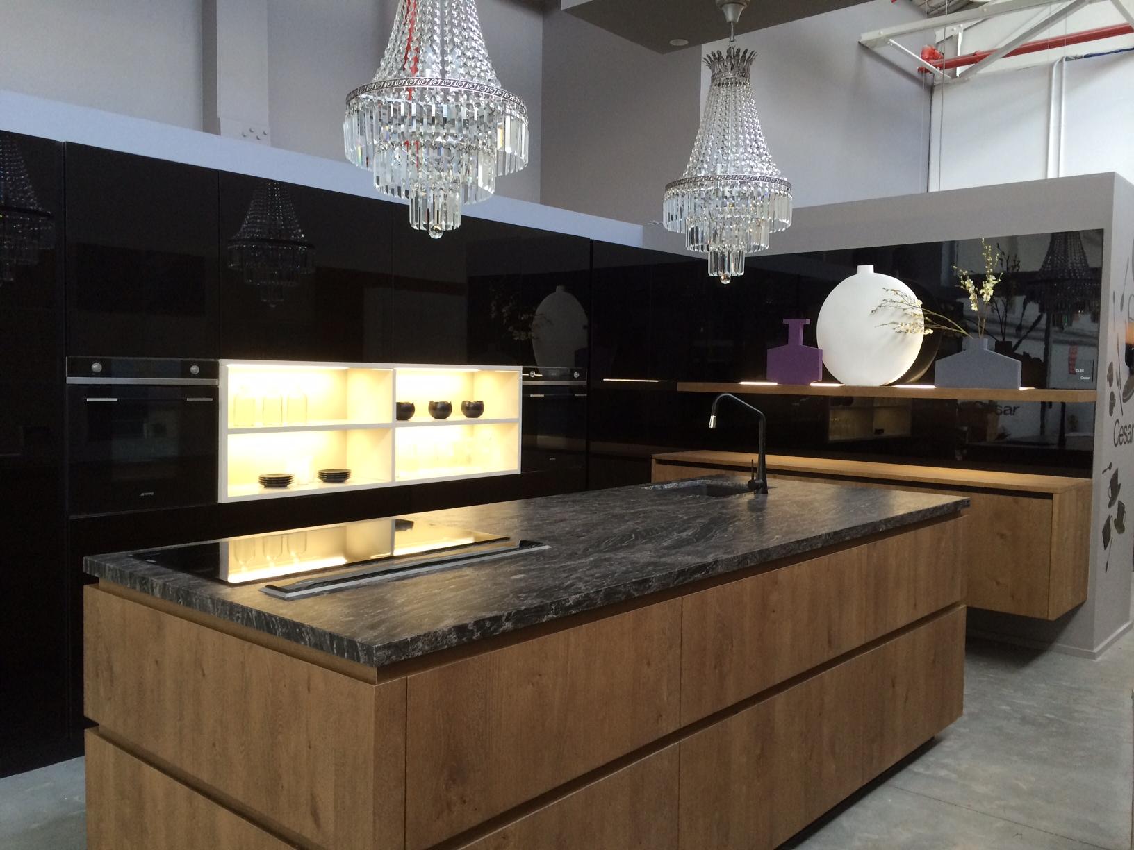 Thinkdzine cdk stone showroom launch the kitchen and for Kitchen design jobs sydney