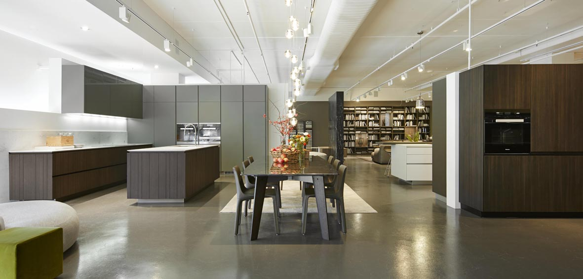 Poliform New Sydney Showroom The Kitchen And Bathroom Blog