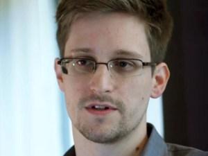 NSA Leaker Edward Snowden