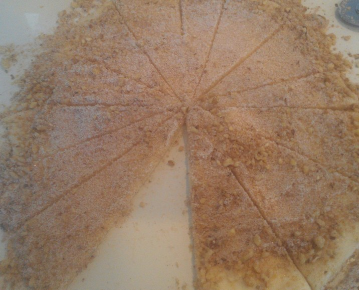 and then add more cinnamon and sugar!