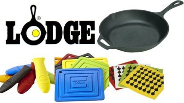 Win a Lodge Iron Cast Iron Skillet and Silicone Items all donated by Lodge Iron. Just ONE of the fabulous prize sets in our #BrunchWeek 2013 giveaway.